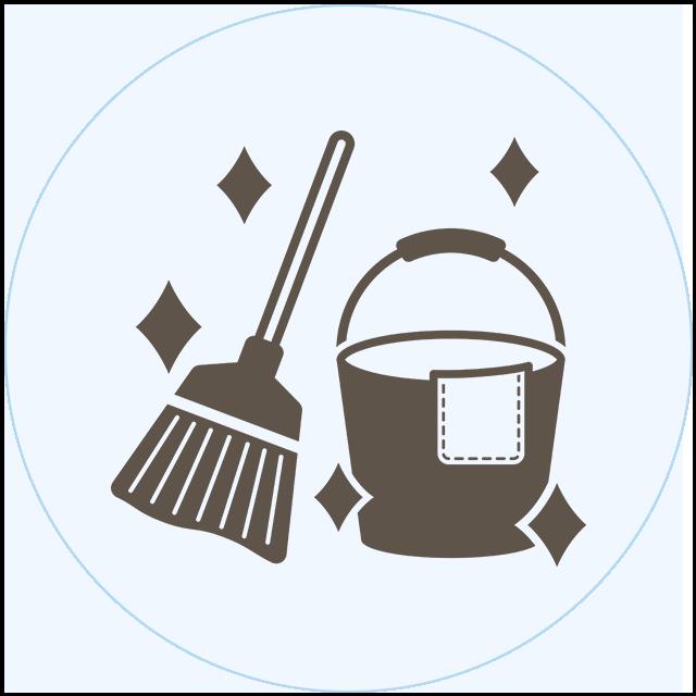 拭き掃除全般